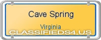 Cave Spring board